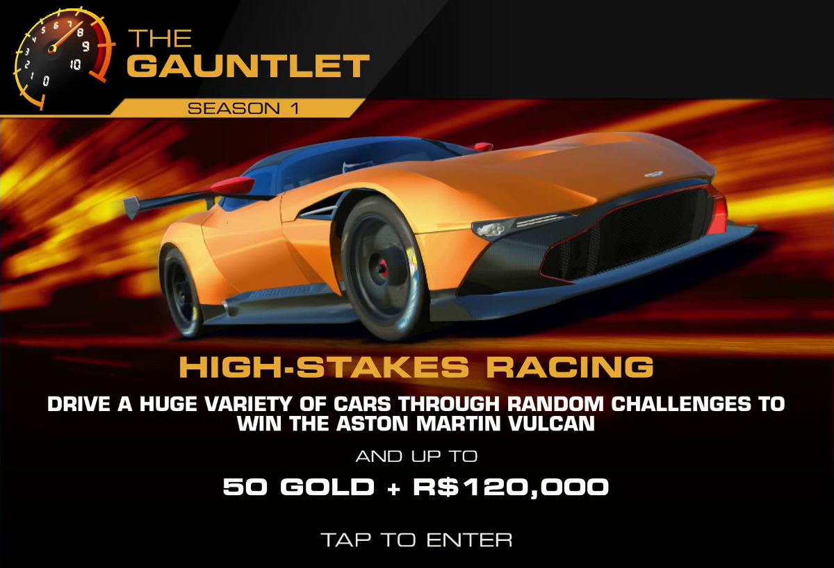 The Gauntlet Season 1 Real Racing 3 Wiki Fandom