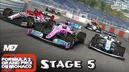 Formula 1 - Monaco GP Stage 5
