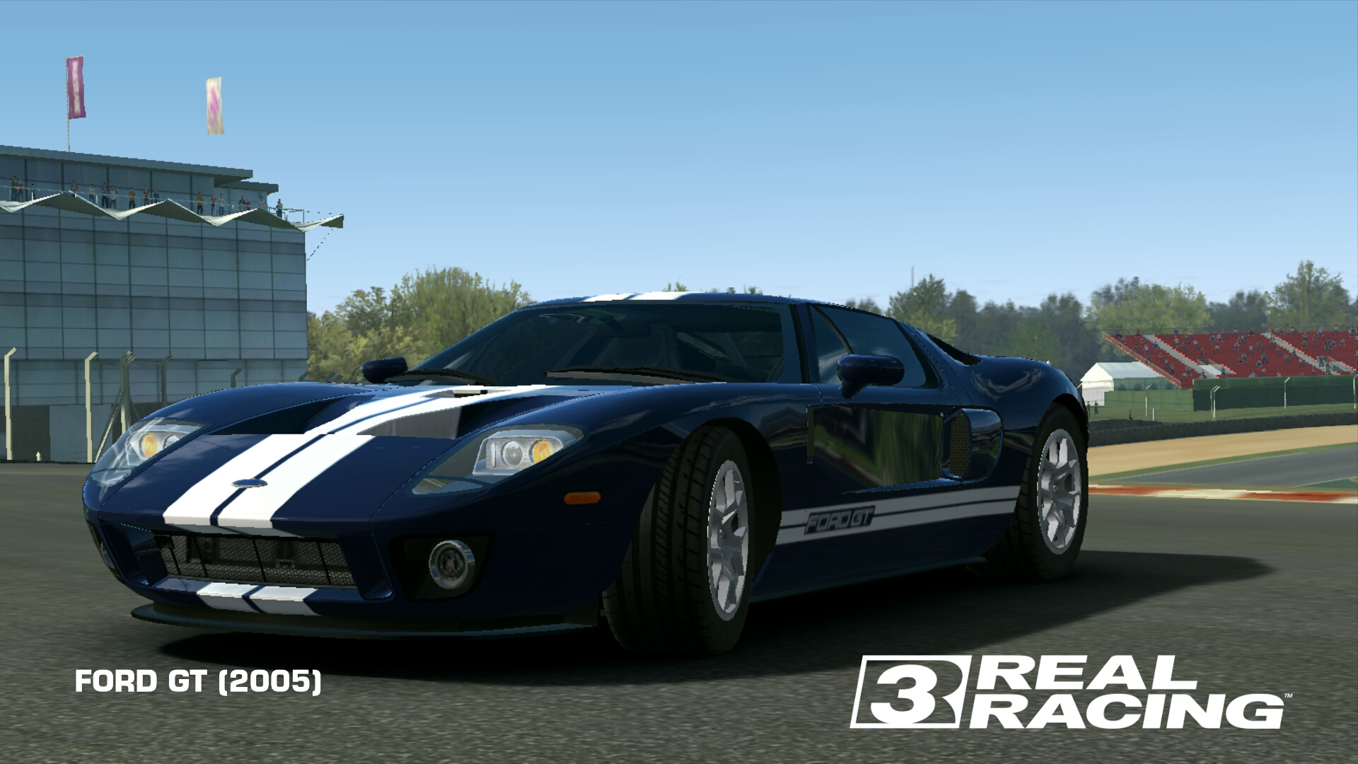 Ford Gt 2005 Real Racing 3 Wiki Fandom