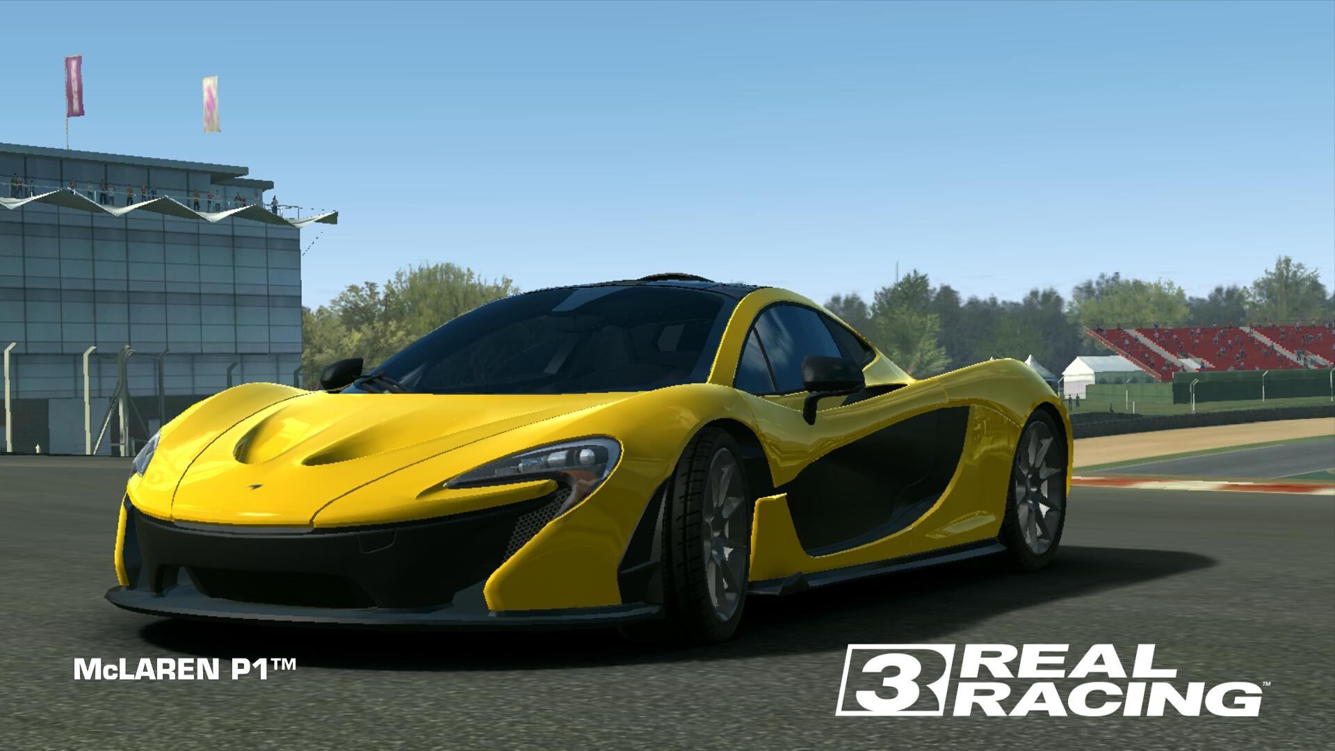 Mclaren P1 Real Racing 3 Wiki Fandom