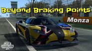 Beyond Braking Points - Monza Road Course