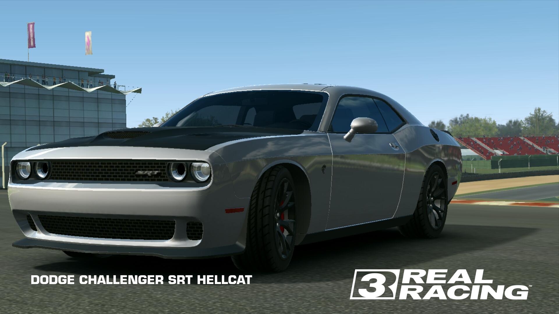 Dodge Challenger Srt Hellcat Real Racing 3 Wiki Fandom