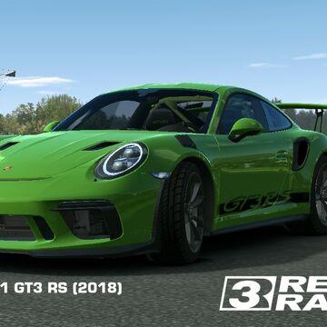 Porsche 911 Gt3 Rs 2018 Real Racing 3 Wiki Fandom
