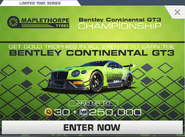 Series Bentley Continental GT3 Championship (v9.5)