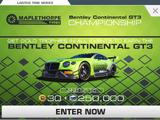 Bentley Continental GT3 Championship (v9.5)