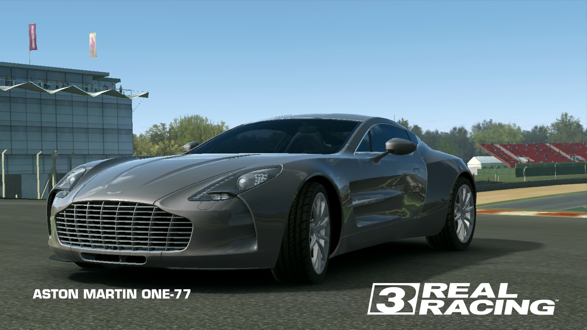 Aston Martin One 77 Real Racing 3 Wiki Fandom