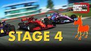 Real Racing 3 Formula 1 Pirelli British Grand Prix 2020 Stage 4 (0 upgrades)