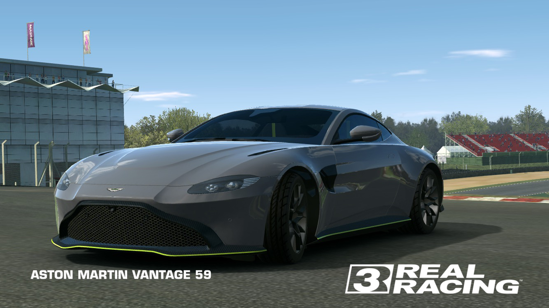 Aston Martin Vantage 59 Real Racing 3 Wiki Fandom