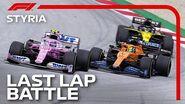 Incredible Last Lap Battle In Austria! 2020 Styrian Grand Prix
