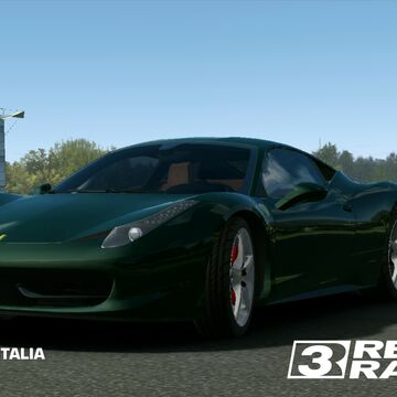Ferrari 458 Italia Real Racing 3 Wiki Fandom