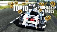 Top 10 Essential Profitable Races in Real Racing 3