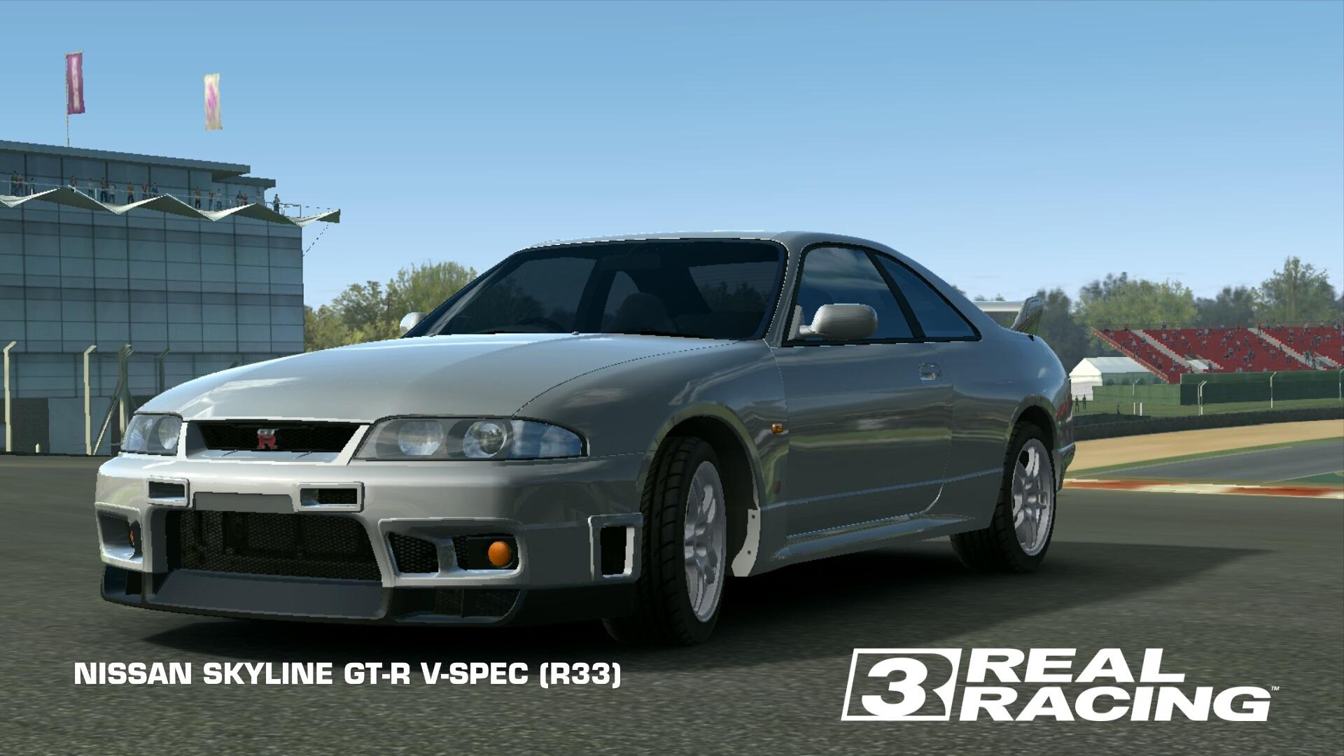 Nissan Skyline Gt R V Spec R33 Real Racing 3 Wiki Fandom
