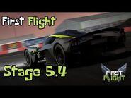 First Flight - Stage 5