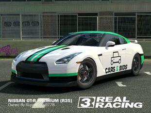 C&B GT-R 1