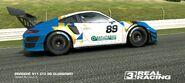 Richardson Racing Porsche Spa 2