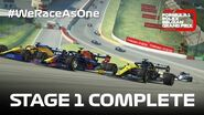 Formula 1 Belgian Grand Prix Stage 1 Complete Spa Francorchamps