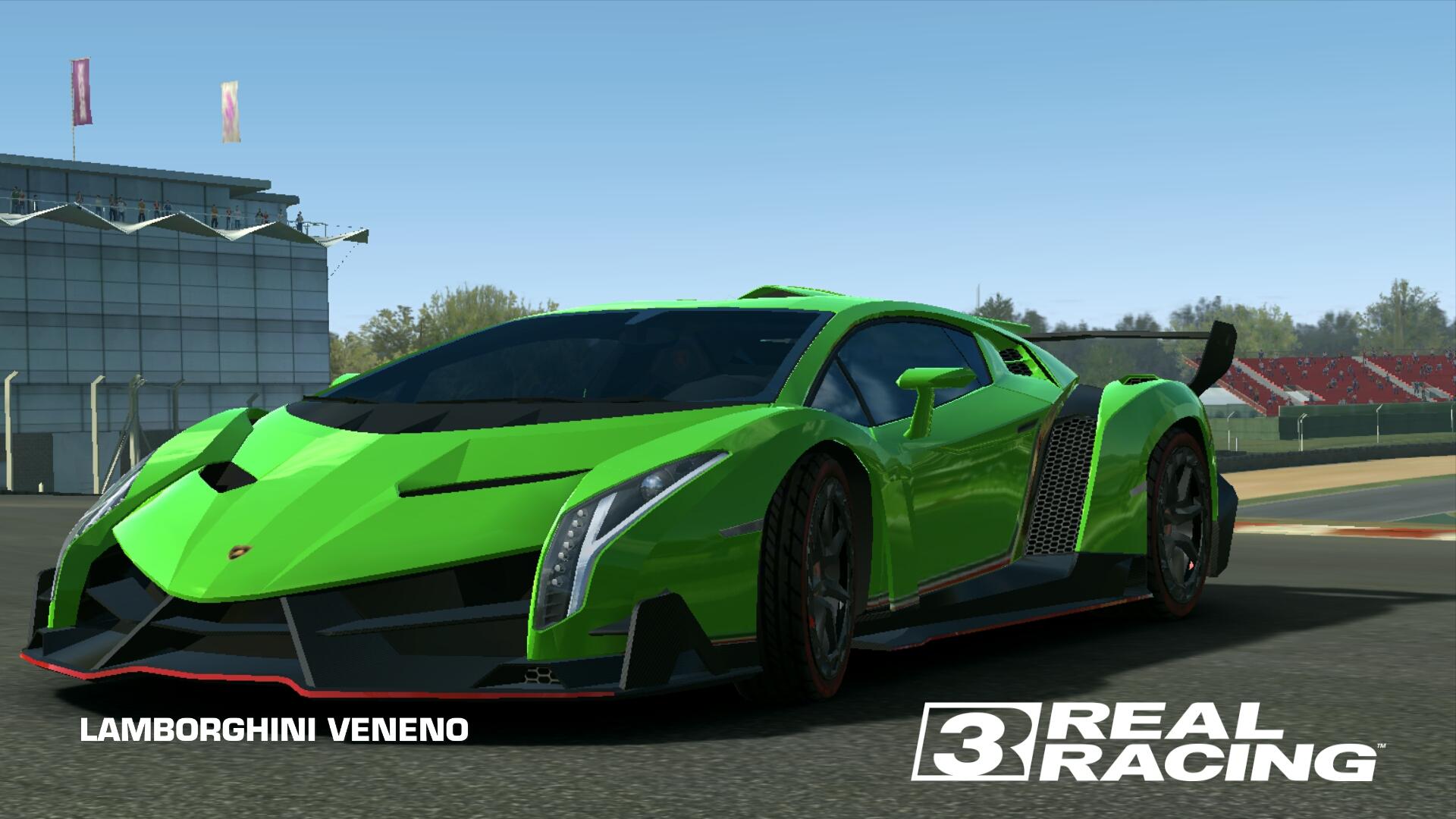 Lamborghini Veneno Real Racing 3 Wiki Fandom