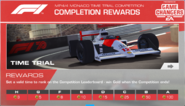 MP4 4 Monaco Time Trial Competition