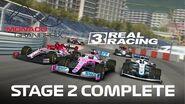 Formula 1 Monaco Grand Prix Stage 2 Complete