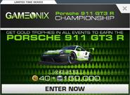 Series Porsche 911 GT3 R Championship