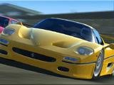 Классическое противоборство Ferrari