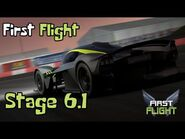First Flight - Stage 6