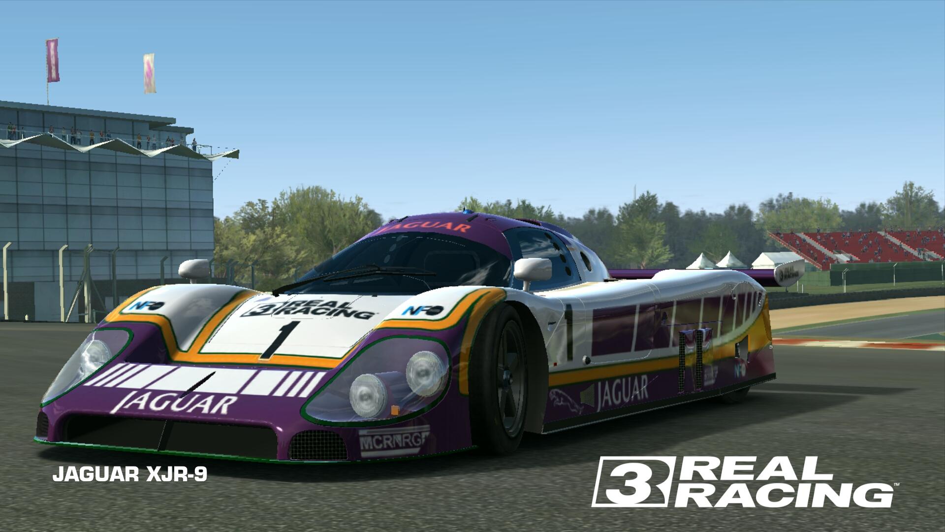 Jaguar Xjr 9 Real Racing 3 Wiki Fandom