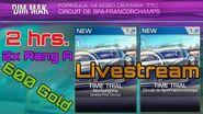 WTT F1 TT Livestream