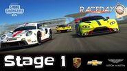 2020 GTE Endurance Championship - Stage 1