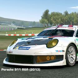 Porsche 911 RSR (2013)