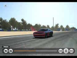 RealRacing 3 - Unstoppable Supercars of America-Dodge Hellcat - Tier 22.3 Random Gameplay Challenge