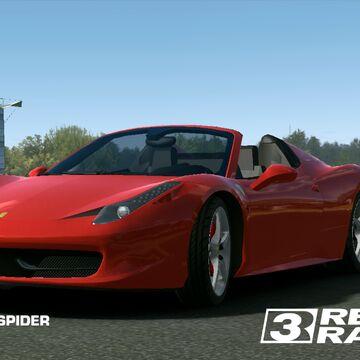 Ferrari 458 Spider Real Racing 3 Wiki Fandom