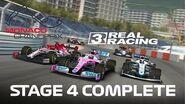 Formula 1 Monaco Grand Prix Stage 4 Complete