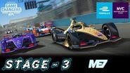2020 New York E-Prix - Stage 3
