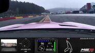 GT3 SPA Francorchamps Onboard Mercedes GT3 HTP 2 17 98 GT OPEN 2018 Driver Martin Konrad-0