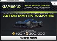 Series Aston Martin Valkyrie Championship