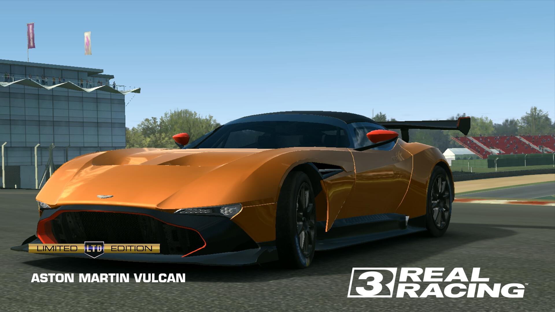 Aston Martin Vulcan Real Racing 3 Wiki Fandom