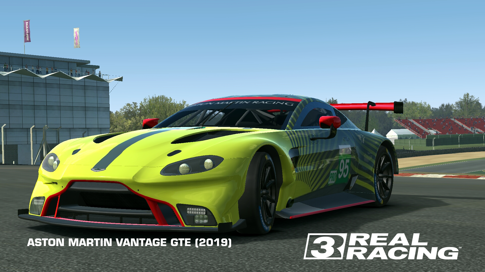 Aston Martin Vantage Gte 2019 Real Racing 3 Wiki Fandom