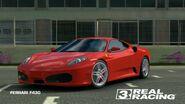 Ferrari F430 Stock RED