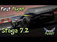 First Flight - Stage 7