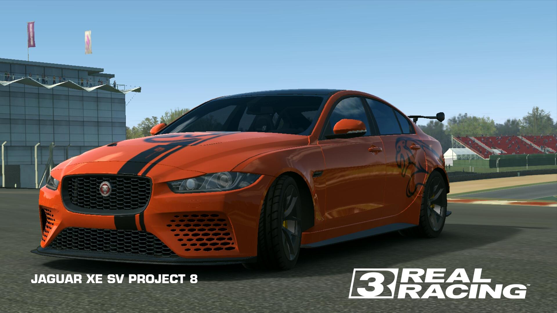 Jaguar Xe Sv Project 8 Real Racing 3 Wiki Fandom
