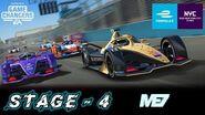 2020 New York E-Prix - Stage 4