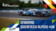 Total 6 hours of Spa-Francorchamps - Onboard Alpine 36-0