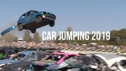 Car Jumping Champs - August 2019