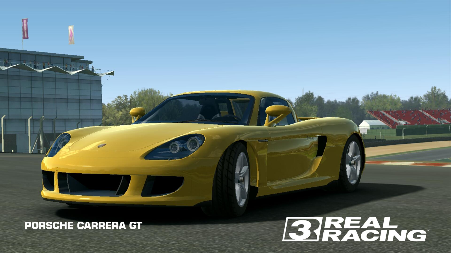 Porsche Carrera Gt Real Racing 3 Wiki Fandom