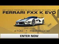 Ferrari FXXK EVO Championship - Real Racing 3 - DominicRR3