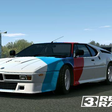Bmw M1 Real Racing 3 Wiki Fandom
