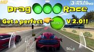Drag Race Sequence - Real Racing 3