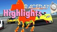 Real Racing 3 RR3 Race Day 2020 GTE Endurance Championship Highlights-0