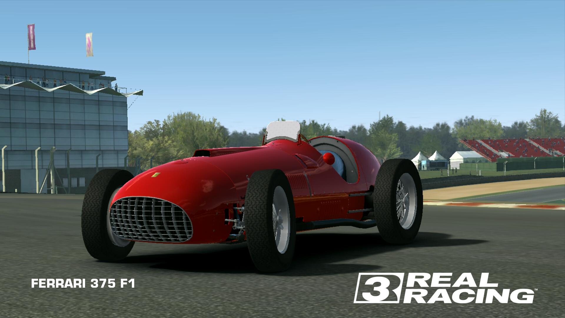 Ferrari 375 F1 Real Racing 3 Wiki Fandom
